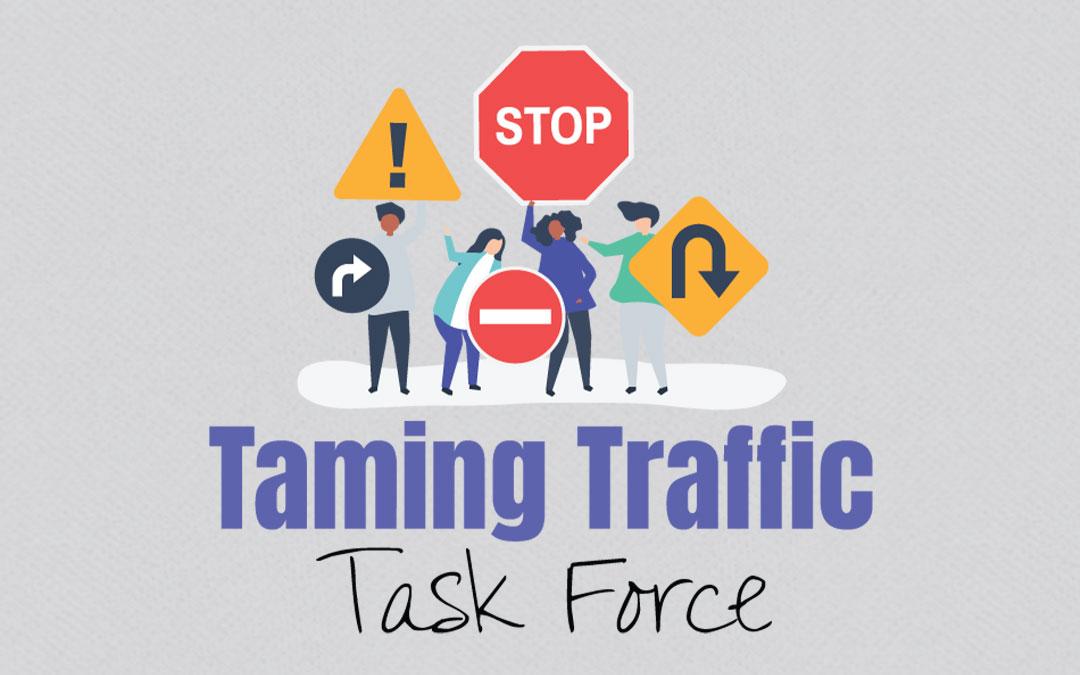 Taming Traffic Task Force