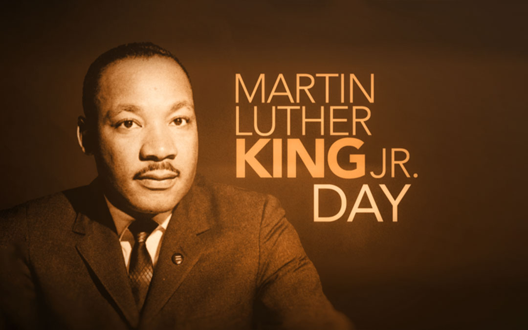 Martin Luther King, Jr Day Activities