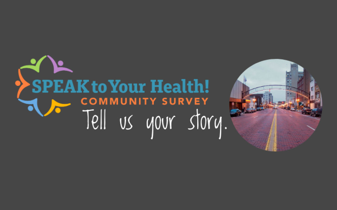 Speak to Your Health Community Survey