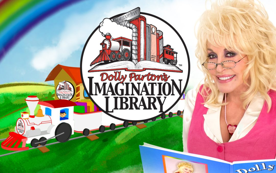 Over 200,000 Books distributed through Dolly Parton's Imagination Library to Flint Kids
