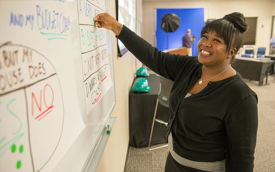Habitat for Humanity's LISC Financial Opportunity Center Good Neighbor Grant Award