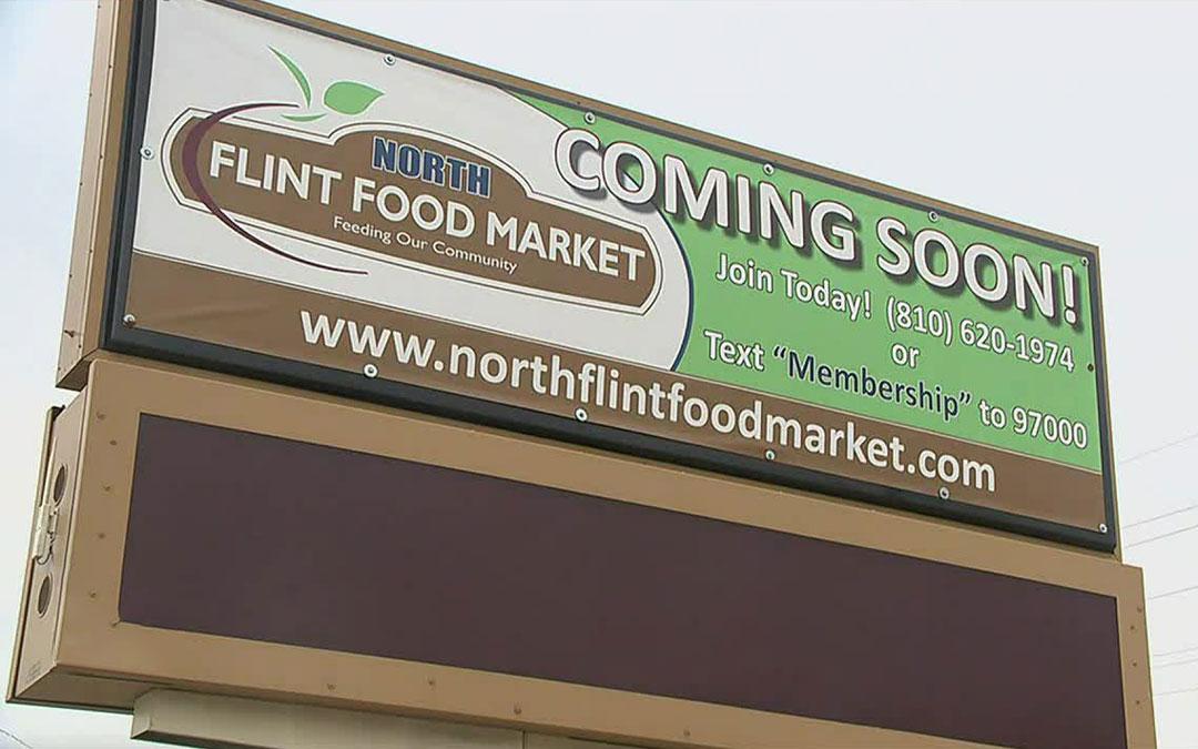 Gov. WhitmerAnnouncesNew Grocery Store in North Flint