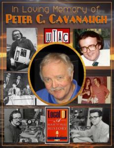 In Loving Memory of Peter C. Cavanaugh
